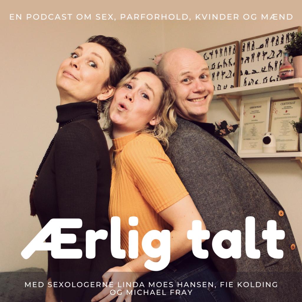 Sexolog - ærligt talt - podcast